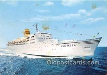 shi062324 - TSS Farisea Sitmar Cruises Ship Postcard Post Card