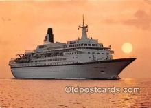 shi062326 - Royal Viking Star Norwegian Registry Ship Postcard Post Card
