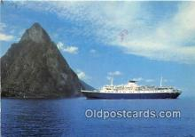 shi062328 - Stella Oceanis Greek Registry Ship Postcard Post Card