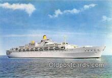 shi062331 - Oriana Photo by Beken & Son Ship Postcard Post Card