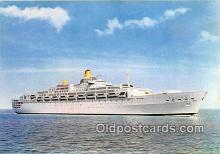 shi062332 - Oriana Photo by Beken & Son Ship Postcard Post Card