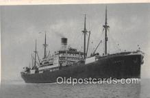shi062366 - Italia  Ship Postcard Post Card