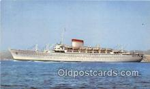 shi062370 - MN Avgvstvs MN Giulio Cesare Ship Postcard Post Card