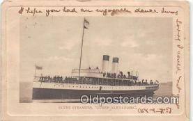 Clyde Steamer Queen Alexandra