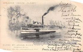 Steamer Fredk DeBary