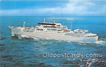 shi062455 - Santa Magalena, Santa Mariana Grace Line Ship Postcard Post Card