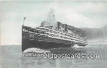 shi062491 - Str City of Cleveland  Ship Postcard Post Card