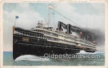 shi062495 - Str City of Cleveland  Ship Postcard Post Card