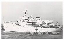shi070003 - HMS Herald Published 1983 Servey Ship, Captain RIC Halliday RN Ship Postcard Post Card