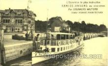 shi075022 - Steamers Wiford Ferry Boat, Boats Postcard Postcards