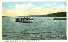 shi075026 - Watkins, New York, USA Ferry Boat, Boats Postcard Postcards