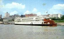 shi075034 - Delta queen Ferry Boat, Boats Postcard Postcards