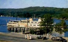 shi075036 - M.V. Mount Washington Ferry Boat, Boats Postcard Postcards