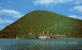 shi075042 - Hudson River Day Liner, Alexander Hamilton Ferry Boat, Boats Postcard Postcards