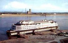 shi075055 - S.S. Admiral, Mississippi River Ferry Boat, Boats Postcard Postcards