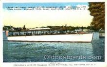 shi075056 - Uncle SAM, Alexandria Bay, N.Y., New York, USA Ferry Boat, Boats Postcard Postcards