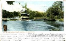 shi075058 - Str. Longfello Ferry Boat, Boats Postcard Postcards