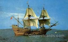 shi075061 - Mayflower II Ferry Boat, Boats Postcard Postcards