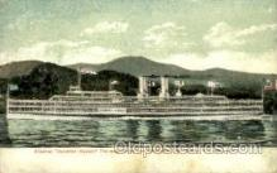 shi075063 - Steamer Hendrick Hudson Ferry Boat, Boats Postcard Postcards