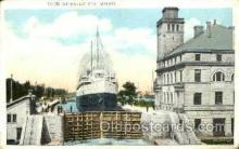 shi075068 - Steamer Marie Ferry Boat, Boats Postcard Postcards