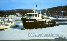 shi075076 - Sunbeam IV Ferry Boat, Boats Postcard Postcards