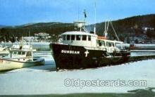 shi075081 - Sunbeam IV Ferry Boat, Boats Postcard Postcards
