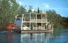 shi075085 - Rainbow Springs Ferry Boat, Boats Postcard Postcards