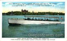 shi075109 - New Motor boat, Paul Ferry Boat, Boats Postcard Postcards
