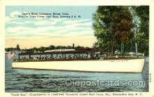 shi075111 - Uncle SAM, Alexandria Bay, N.Y., New York, USA Ferry Boat, Boats Postcard Postcards