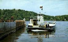 shi075113 - The Selden III Ferry Boat, Boats Postcard Postcards