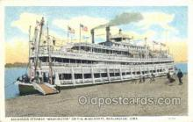 shi075117 - Washington Ferry Boats, Ship, Ships, Postcard Post Cards