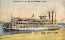 shi075118 - WW Ferry Boats, Ship, Ships, Postcard Post Cards