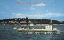 shi075126 - River Excursion Ferry Boats, Ship, Ships, Postcard Post Cards