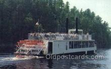 shi075128 - Taylors Falls Queen Ferry Boats, Ship, Ships, Postcard Post Cards