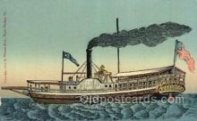 shi075134 - Second Steam In The World Ferry Boats, Ship, Ships, Postcard Post Cards