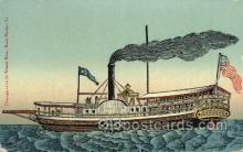 shi075135 - Second Steam In The World Ferry Boats, Ship, Ships, Postcard Post Cards