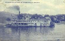 shi075140 - Valley Gem Ferry Boats, Ship, Ships, Postcard Post Cards