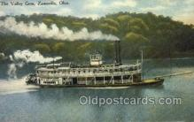 shi075141 - Valley Gem Ferry Boats, Ship, Ships, Postcard Post Cards
