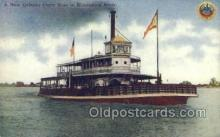 shi075157 - New Orleans Ferry On The Mississippi Ferry Boats, Ship, Ships, Postcard Post Cards