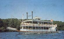 shi075160 - Lady Of The Lake Ferry Boats, Ship, Ships, Postcard Post Cards