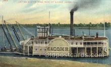 shi075161 - Macomb Ferry Boats, Ship, Ships, Postcard Post Cards