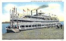 shi075167 - Washington Ferry Boats, Ship, Ships, Postcard Post Cards