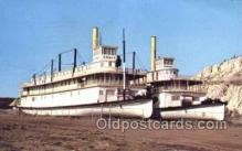 shi075180 - Yukon Paddlewheelers Ferry Boats, Ship, Ships, Postcard Post Cards