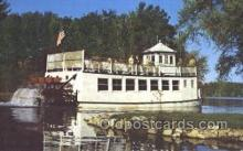 shi075193 - Chief Waupaca  Ferry Boats, Ship, Ships, Postcard Post Cards