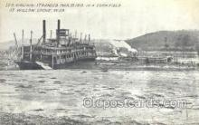shi075211 - Willow Grove, West Virginia, USA Ferry Boats, Ship, Ships, Postcard Post Cards