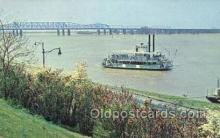 shi075226 - The Memphis Queen II Ferry Boats, Ship, Ships, Postcard Post Cards