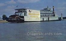 shi075234 - Showboat Museum Ferry Boats, Ship, Ships, Postcard Post Cards