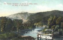 shi075243 - Spokane Ferry Boats, Ship, Ships, Postcard Post Cards