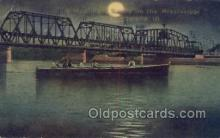 shi075259 - Rock Island III, USA Ferry Boats, Ship, Ships, Postcard Post Cards