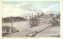 shi075263 - Steamer Landing Ferry Boats, Ship, Ships, Postcard Post Cards